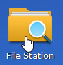 File station button