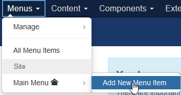 Fixed Category menu01