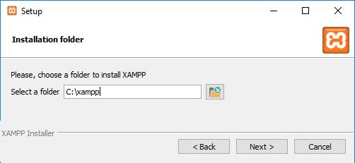 xampp instal06