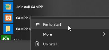 xampp instal12